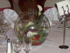 Calla Lily Wedding Aug 06