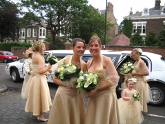 Gemma Whealan Wedding June 07 (2)
