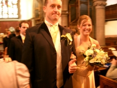 Gemma Whealan Wedding June 07 (3)