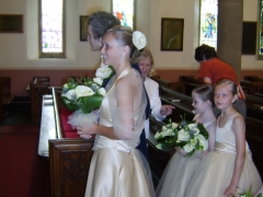 Gemma Whealan Wedding June 07