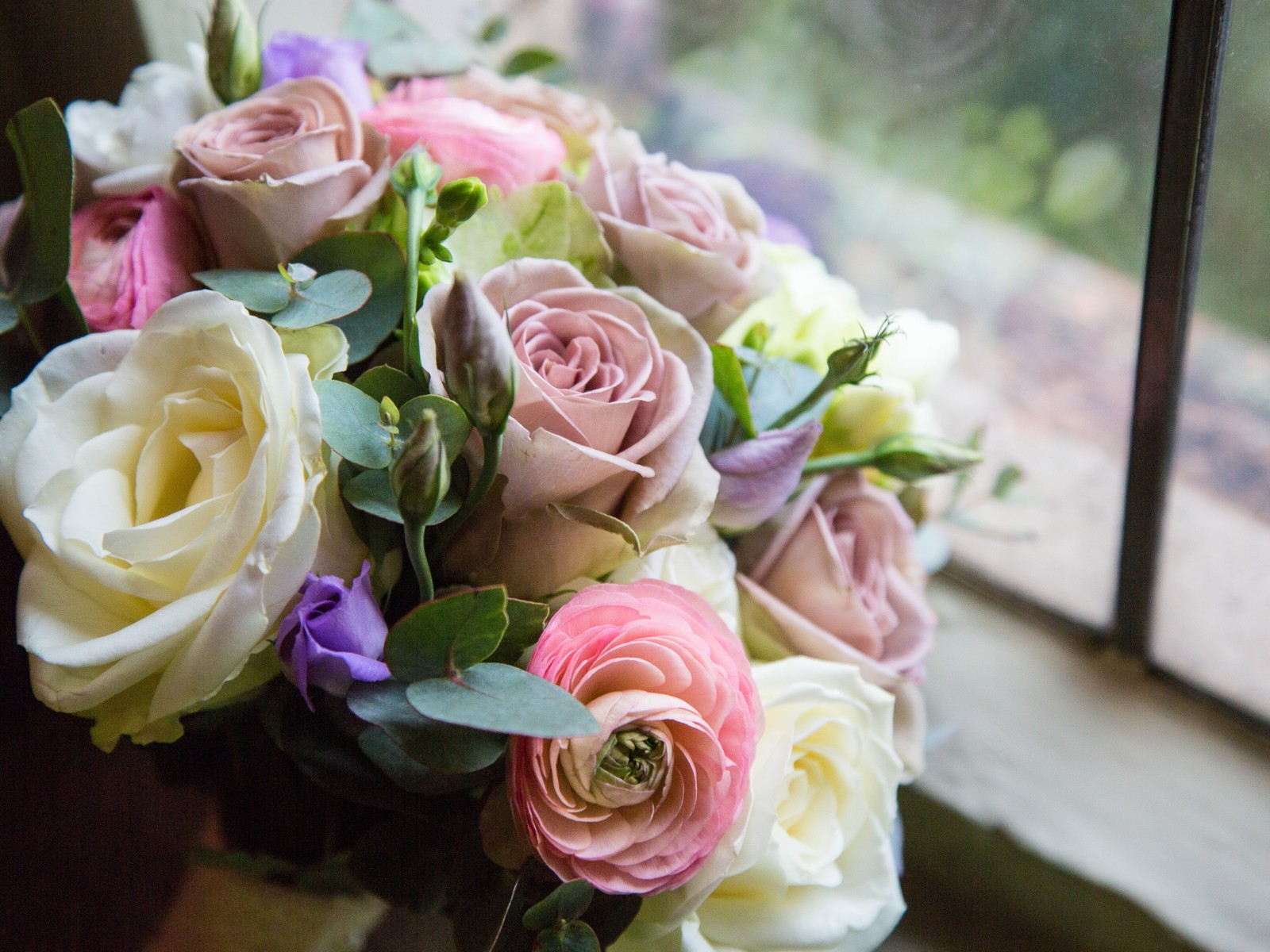 Lovey Wedding Bouquet